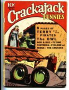 Crackajack Funnies 43 1942- The Owl-terry And The Pirates-cyclone