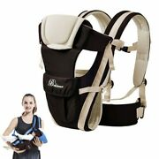 Beth Bear 0-30 Months Breathable Front Facing Baby Carrier 4 In 1 Infant New