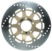 Ebc Rotors For European Street Bikes Front Right Md853
