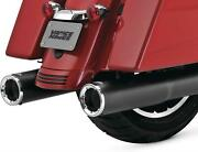 Vance And Hines Hi-output Slip-ons 46463