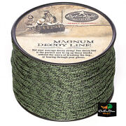 Rig'em Right Waterfowl Magnum Duck Decoy Line Cord Rope Rigging 300' Spool