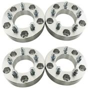 4pcs 1.5 | 5x5.5 To 5x4.5 | 1/2 | 5 Lug Wheel Spacers Adapters For Ford Dodge