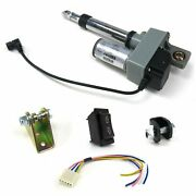 Power Tilt Steering Column Retrofit Kit -fits Flaming River Ididit Chevy For For