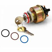 Ignition Switch With Retro Bezal And 4 Color Bands Hot Rods Kicbkwas2