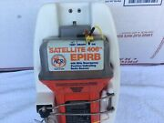 Acr Satellite 406 Epirb Gps Boat Radio Beacon 2754 And Stand.