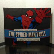 The Spider-man Vault A Museum-in-a-book With Rare Collectibles Spun From...