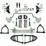 Mustang Ii 2 Ifs Front End Kit For 48 And Ealier Hudson Stage 2 Standard