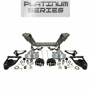 Universal Air Bag Suspension Front End Kit Mustang Ii 2 Ifs Front End Kit New
