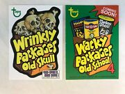Cheap Promo Card Wacky Packages Old School Series 4 Topps 2012 No Philly Show