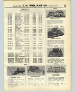 1958 Paper Ad 6 Pg Marx Toys Zorro Robot Doll House Tv Truck American Airline