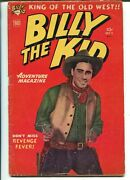 Billy The Kid 5 1951-toby-western Comic-photo Cover-g