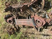 Jaguar Xj12 , Xj6 80-87 Front Suspension Assembly With Vented Rotors, Calipers