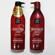 Amore Pacific Mise En Scene Damage Care Hair Shampoo And Conditioner 680ml