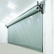 8and039 X 8and039 Insulated Roll-up High Hurricane Wind Zone Door
