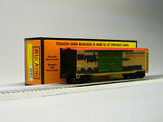 Mth Railking Southern Pacific War 40' Double Door Boxcar Box Car Sp 30-74948 New
