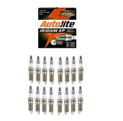 16 X Iridium Spark Plugs For Dodge Charger Srt8 6.4l Hemi V8 2012-2019
