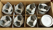 327 Chevy Pistons Low Compression Standard Bore Set Of 8