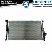 Radiator Assembly Plastic Tanks Aluminum Core For Automatic Transmission Bmw
