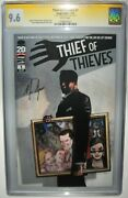 Thief Of Thieves 1 Nick Spencer Signed Autographed Ss Cgc 9.6 Image Comics 2012