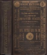 T Halpin / Halpin And Bailey's Chicago City Directory For The Year 1863-4 1st Ed