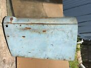 Triumph Tr4 Tr4a Right Door Assembly With Glass From A Florida Car