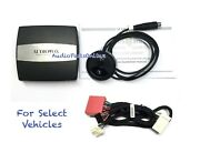 Bluetooth Talk/music Car Stereo Adapter Interface Kit For Some Mazda - Clearance