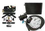 Gearhead Ac Heat Defrost Air Conditioning A/c Compac Kit + Hoses Fittings Vents