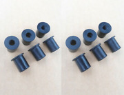 12 Nos Rubber Well Nuts 1/4 X 20 Amc Amx Roof Chrome Luggage Carrier Rack