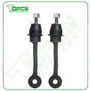 2pcs For 1996-1998 Jeep Grand Cherokee Suspension Parts Front Sway Bar K3196