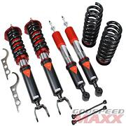 For E320/e350 W211 Rwd 03-09 Maxx Coilovers Suspension Lowering Kit Adjustable