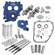 S And S Cycle Cam Chest Kit Chain Drive 330-0543