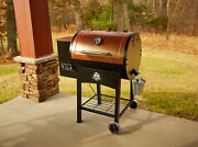 Pellet Grill Wood Fired Flame Broiler Grills And Smokers Digital Control Board