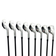 Majek K6 Petite Womenand039s 5and039-5and0393 Iron Set 4-sw Right Hand Lady L Flex Clubs