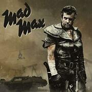The Mad Max Trilogy - Soundtrack - Brian May - Various New 3 Vinyl Lp