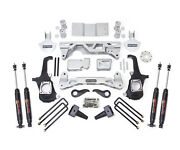 Readylift 5-6and039and039 Suspension Lift Kit Fits 11-18 Chevy/gmc 2500/3500hd 44-3050