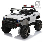 2 Seaters 4andtimes4 Off-road Electric 12v Ride On Car With Remote Control