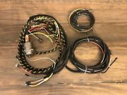 1933 Chrysler Full Wiring Harness For Co 6 Cylinder, Desoto, Plymouth, Dodge