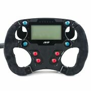Aim Motorsport Formula Steering Wheel 3 With Integrated Dash And Paddle Shift