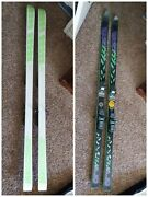 K2 Skis 175 Cm 7.8 Side Cut With M27 Marker Twincam Bindings Easy Turn Finish