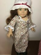 1991 Pleasant Company Felicity Merriman Doll W/ Book And Accessories