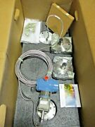 Rosemount 3051cd3a22a1as2k5m5 Dp Transmitter W/ Remote Seals And 30and039 Cord