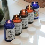 Addicted To Life Candle Collection By Dirt Cobain Set Of 5
