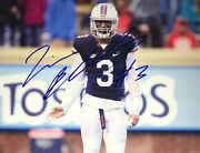 Quin Blanding Virginia Cavaliers Signed 8x10 Autographed Photo Coa Panthers N1