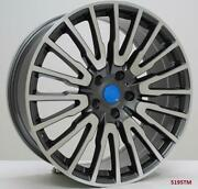 20and039and039 Wheels For Bmw 535 Gt 550 Gt Xdrive 2011 And Up 5x120 1 Wheel 20x10