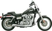 Bassani Manufacturing Exhaust Rr2-1up Fxd Chr 1d5250