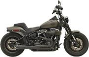 Bassani Manufacturing Exhaust Rr 21 18+fxfb Bk 1s92rb