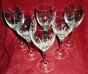 Noritake Turning Point Set Of 24 Wine Glasses Water Goblet Made In Germany