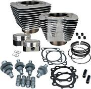 S And S Cycle Kit Hoolgn 883-1200 Slvr 910-0700