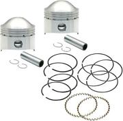 S And S Cycle Piston Kit 78-84 Hc80030 106-5522