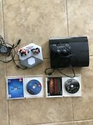 Ps3 Super Slim With Controller, Disney Infinity, And Need For Speed